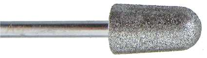 (05) Round Nose Large Tapered Cylinder, 7mm x 12mm