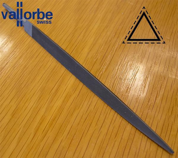 Triangular (1360) Vallorbe Swiss, Regular