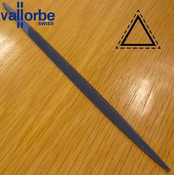 Triangular (1366) Vallorbe Swiss, Narrow
