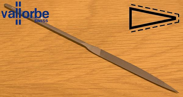Knife Edge (3004) Vallorbe Swiss