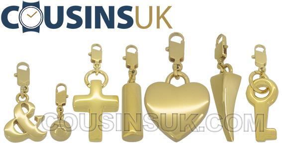 Bracelet Gold Plated Symbols