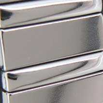 Rowi (18mm) Stainless Steel