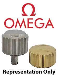 Omega Waterproof Crowns Ø4.4mm & Over