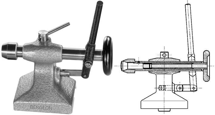 Lathe Drilling Tailstock