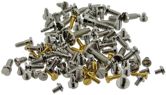 Battery Clamp Screw, Eufor Swiss