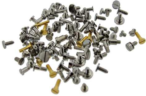 Circuit & Coil Screws