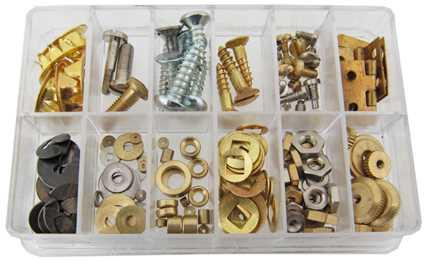 Clock Repairers Handy Travel Fixing Kit