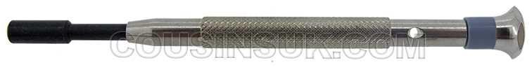 Ø3.00mm (Ø5.00mm) (Grey), Horotec Swiss