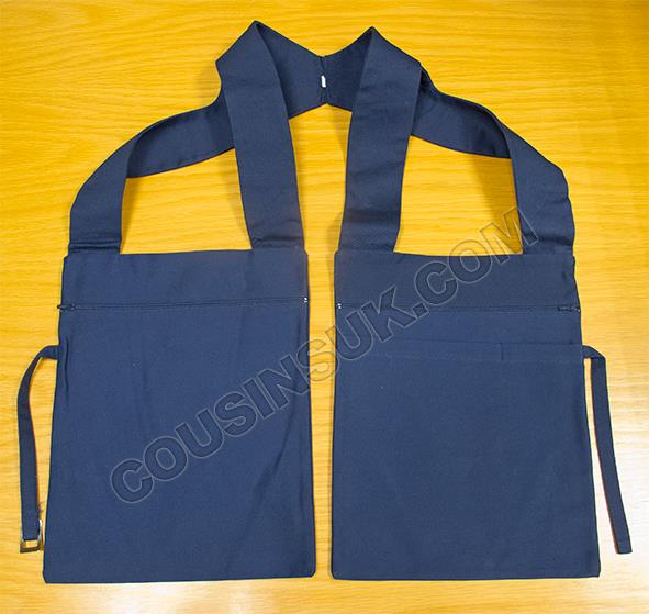 Cotton Vest, 70 x 25mm