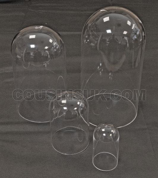 Acrylic Clock Domes
