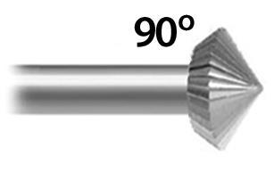 Bearing Cutter 90° Stone Setting (A*F 119.257)