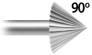 Cone 90° Stone Setting (A*F 119.260)