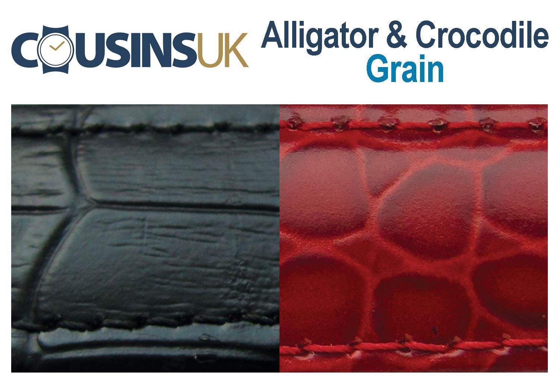 Alligator & Crocodile, Grain