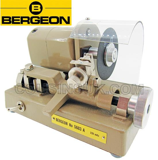 Bracelet Cutting Machine, Bergeon 5683