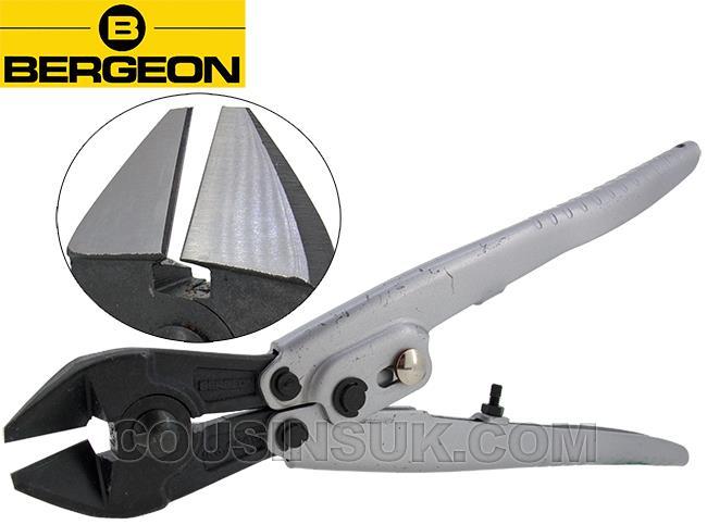 Bergeon (Angled Jaws) Length 260mm