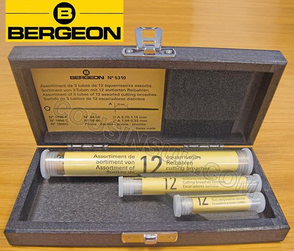 Ø0.05 to 2.75mm, Bergeon