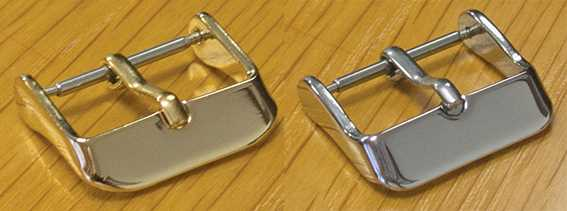Buckles, Style 4, 8 to 20mm