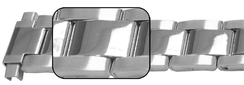 14 to 16mm (14x12) Middle Mirror, SS