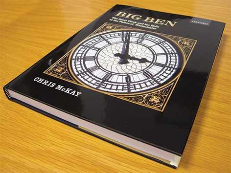 Big Ben By Chris Mckay