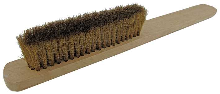 5 Row Brass Brush, Indian