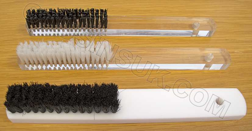 Wash Out Brushes