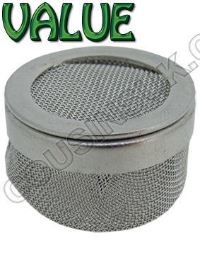 Ø21 x 11mm Mini Basket, Stainless Steel