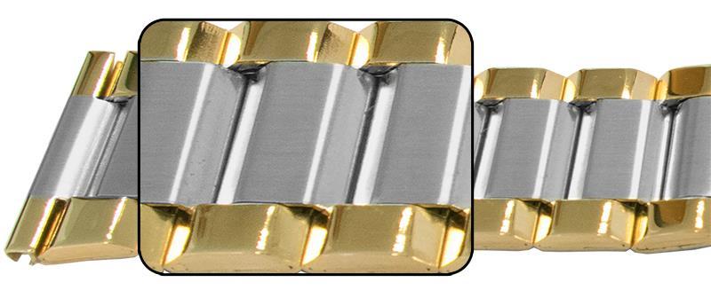 26mm (26x22) Row 1,3 Mirror, 2T Yellow