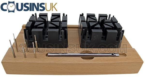Base, Blocks & Pins Set