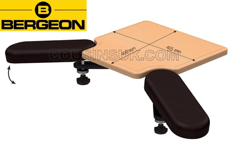 Bench Armrest Device, Bergeon Swiss