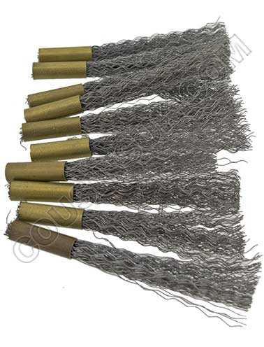 Steel Scratch Brush Refills