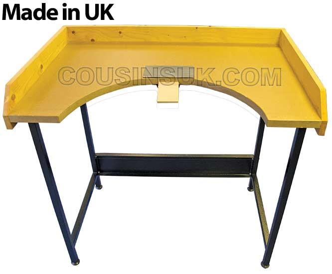 Jewellers Bench, Folding (Free Delivery)