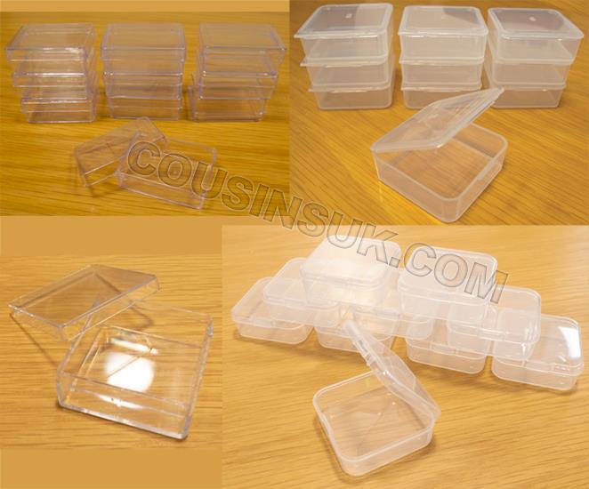 Plastic Pot (Square)