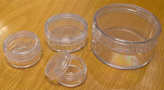 Plastic Pots (Round)
