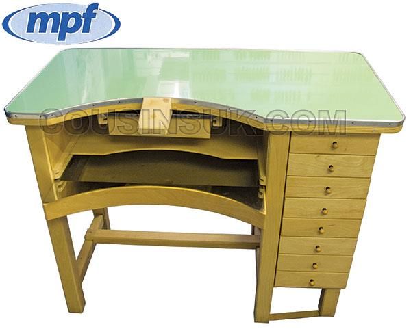Jewellers Bench, Italian, 8 Draw (Free Delivery)
