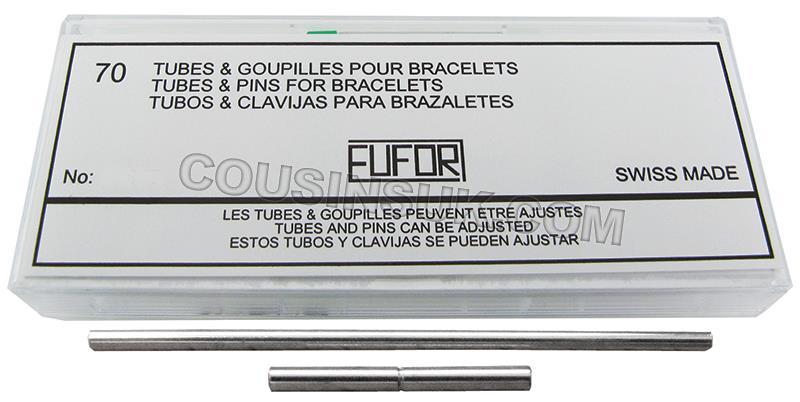 Ø1.00 to Ø1.80mm Tubes & Pins, Swiss