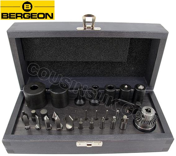 Bergeon 6200E Full Accessory Set