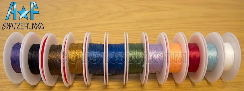 Nylon (Bonded), Silkon