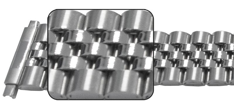 Gents 18/24mm Spring Ends, SS