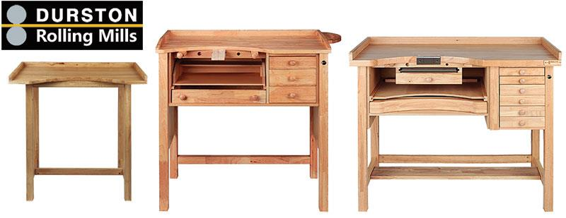 Jewellers Benches, Durston