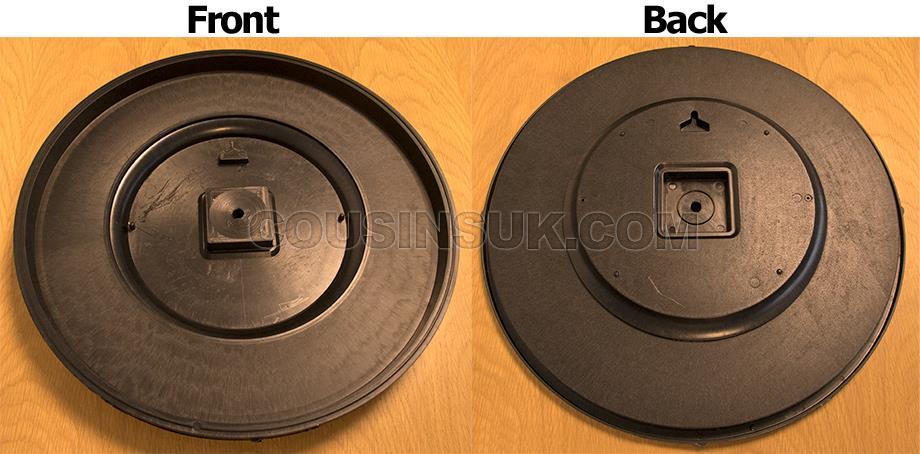 370 x 395mm Dial Pan