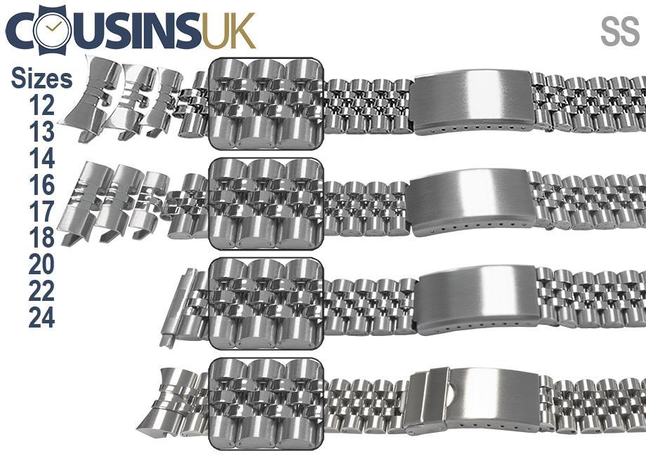 Jubilee, Stainless Steel