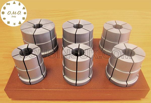 Oval Formers Set