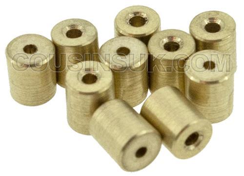 Ø1.00mm (3.30 x 3.40mm)*