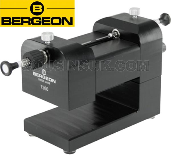 Bergeon 7260 (Screw Removing)
