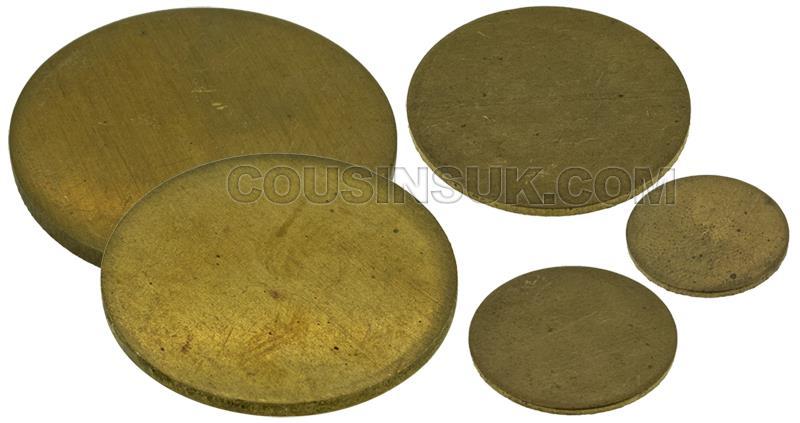 Wheel Blanks, Discs
