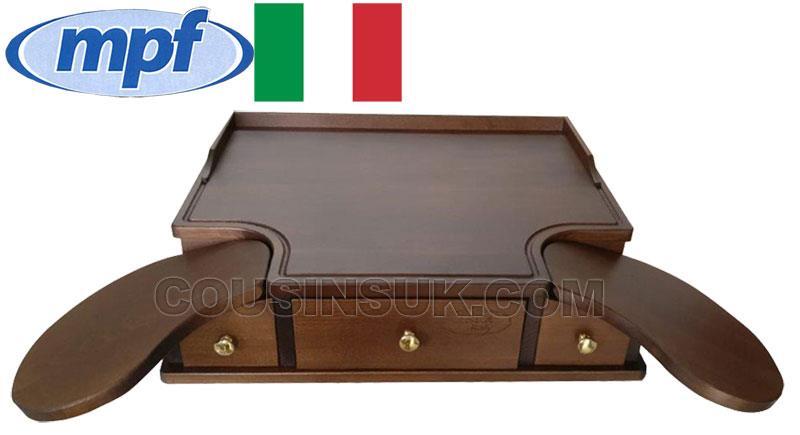 Walnut Portable Bench