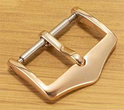 Omega Style Buckles