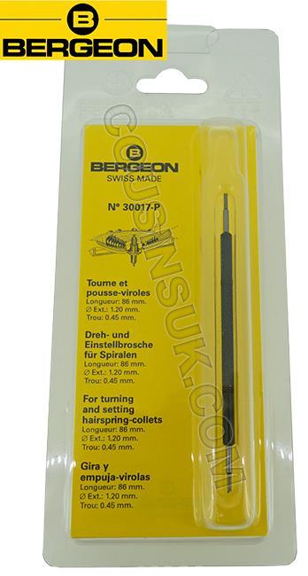 Ø0.45mm (Ø1.20mm) Hairspring Collet Tool