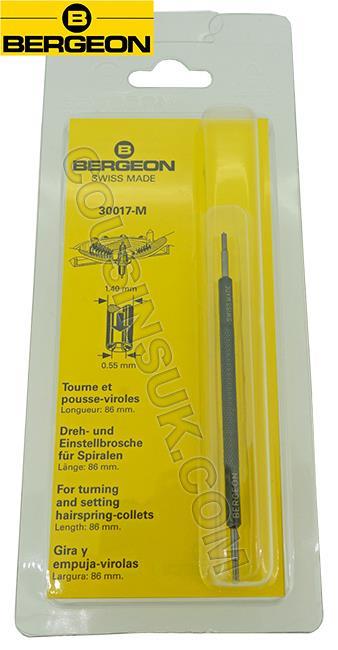 Ø0.55mm (Ø1.40mm) Hairspring Collet Tool