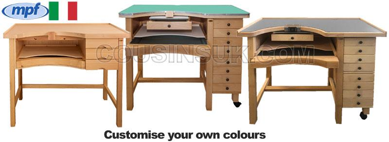 Customise Your Own Jewellers Bench